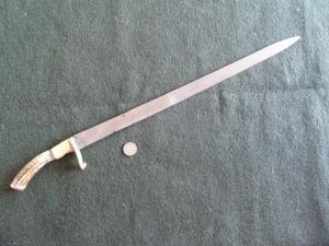 Epée de chasse -