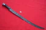 Sabre turquo-mongol -