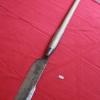 Couteau de brèche (détail)
