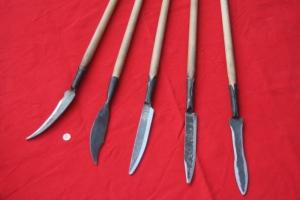 Armes de paysans -
