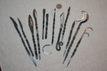 Outils de chirurgie -