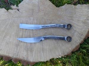 Couteaux en clés plates -
