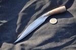 couteau de table à plaquettes -