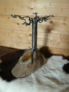 arbre à bijoux -