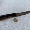 Couteau damas-ébéne