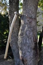 Hache viking -