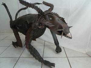 Pipo, le chien de l'enfer -